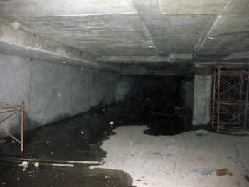 chống thấm tầng hầm