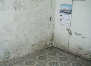 chống thấm tường cũ