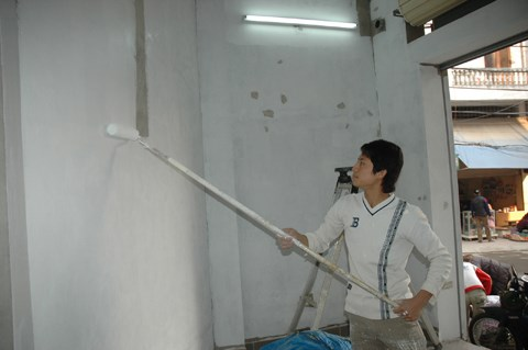 chống thấm