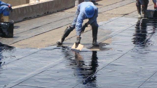 chống thấm khu công nghiệp bắc thăng long