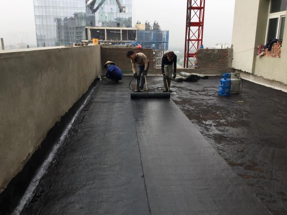 Các vật liệu chống thấm trần tại Gia Lâm hiệu quả triệt để nhất.4