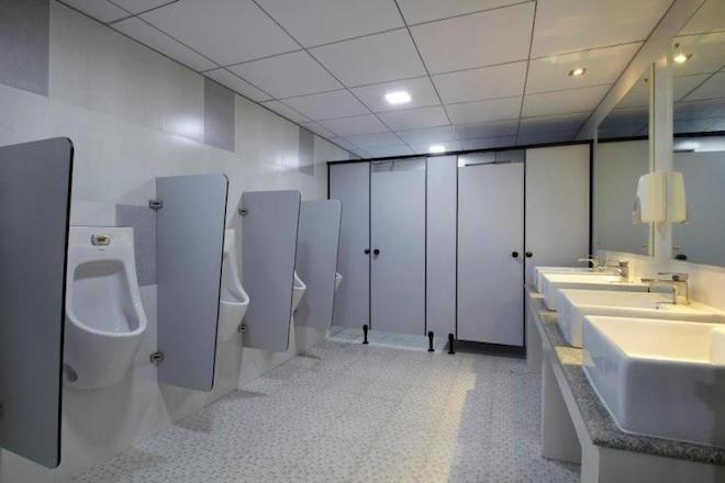 Chống thấm nhà vệ sinh cho văn phòng tại Hà Nội triệt để.4