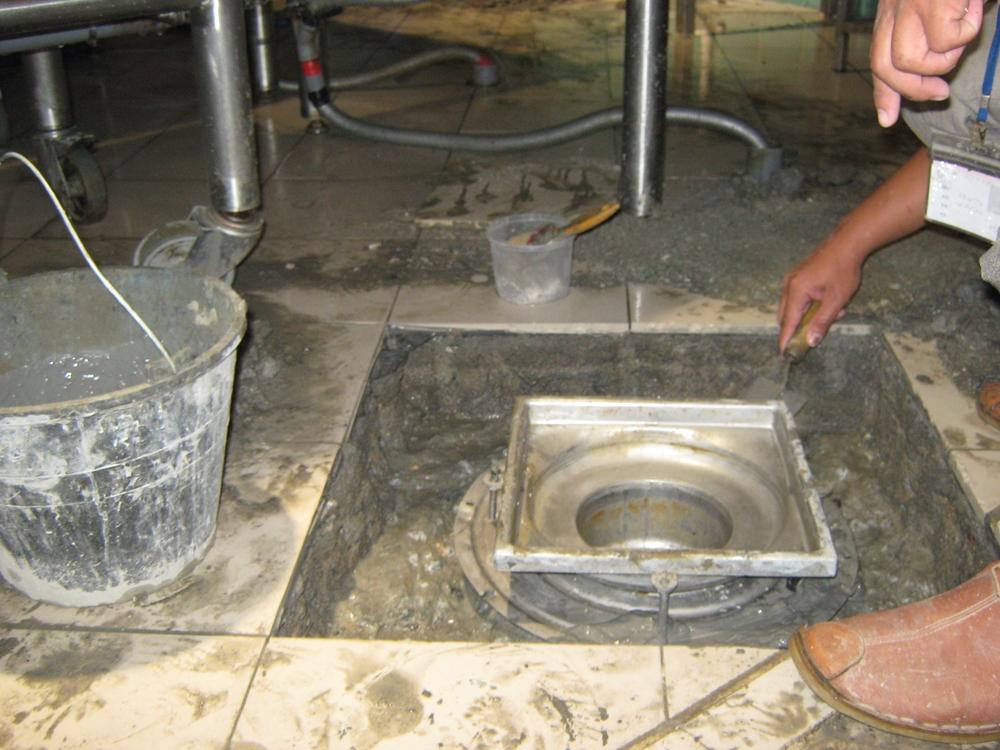 Giá dịch vụ chống thấm dột nhà vệ sinh tại Bắc Giang rẻ nhất.2