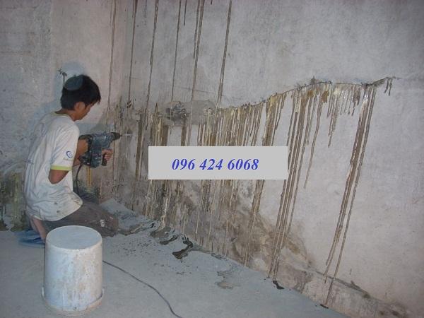 Nên dùng màng khò hay sika để chống thấm trần tại Thanh Trì.4
