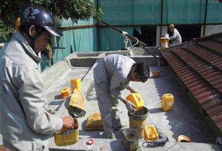 Vật liệu chống thấm trần tại Tây Hồ cho hiệu quả lâu dài nhất.1