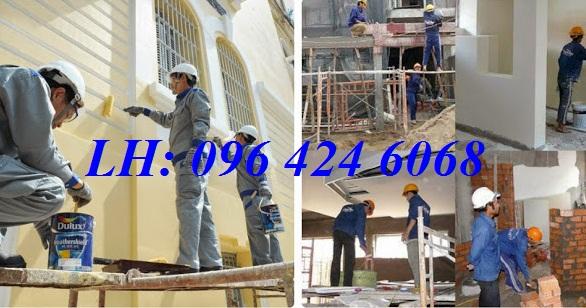 Địa chỉ chống thấm tường nhà tại Phú Thọ uy tín gọi 096 424 6068.2