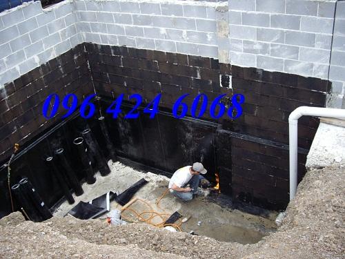4 quan điểm sai lầm về thi công chống thấm tường nhà triệt để.1