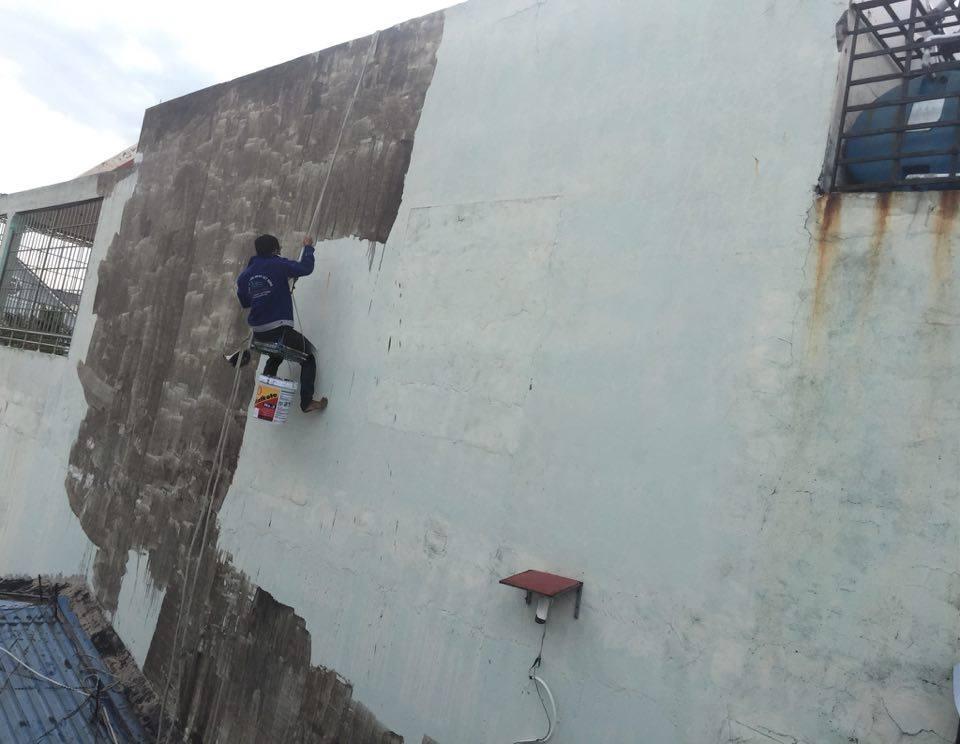 """Cách chống thấm tường nhà ngoài trời """"chuẩn không cần chỉnh"""".3"""