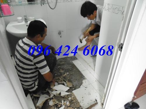 Chống thấm sàn nhà vệ sinh tại Sơn Tây giá rẻ LH 096 424 6068.3
