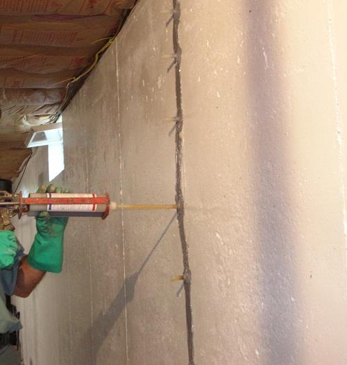 Chống thấm tường nhà bị nứt bằng cách nào hiệu quả nhất.3