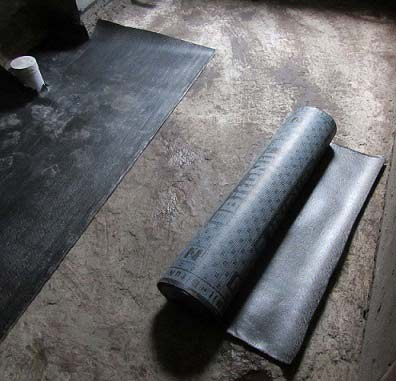 Vật liệu chống thấm nhà vệ sinh