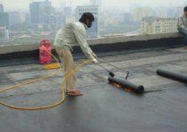 chống thấm sàn mái sân thượng