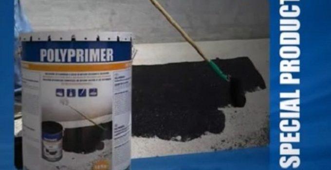 sơn lót bitum chống thấm