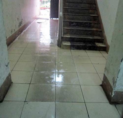 chống nồm ẩm cho sàn nhà
