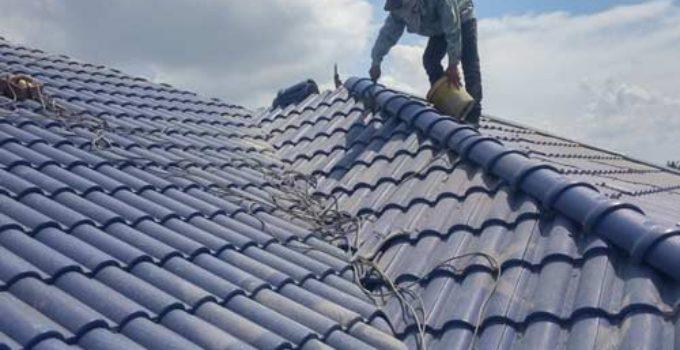 chống thấm mái ngói