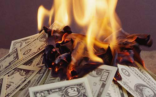 dại dột mất tiền vì chống thấm dột