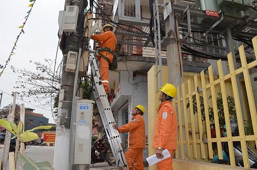 kiểm tra điện