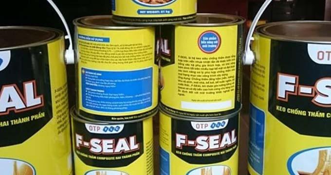 vật liệu chống thấm f seal