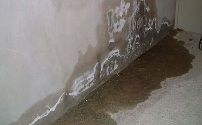 vật liệu chống thấm tầng hầm
