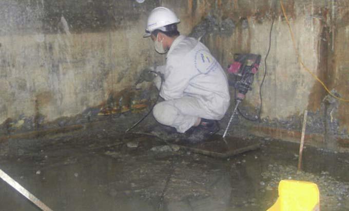 vật liệu chống thấm tầng hầm -2