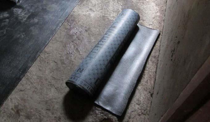 vật liệu chống thấm màng khò nóng