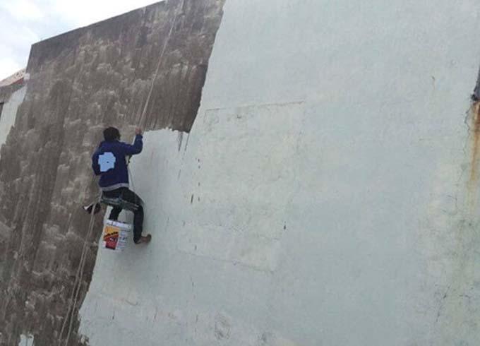 vật liệu chống thấm tường ngoài