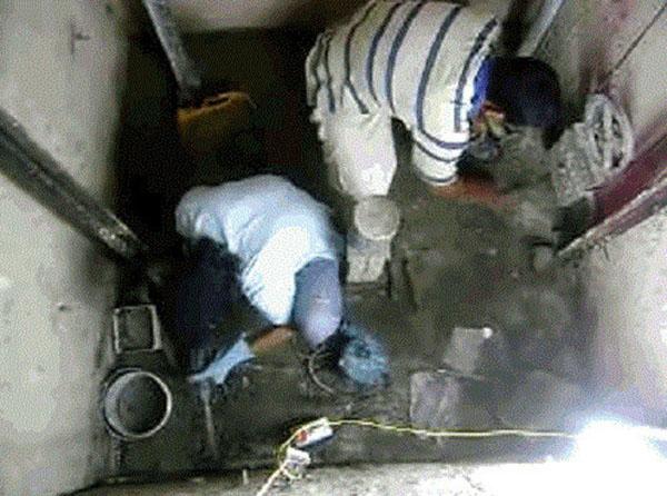 Phương pháp chống thấm hố thang máy