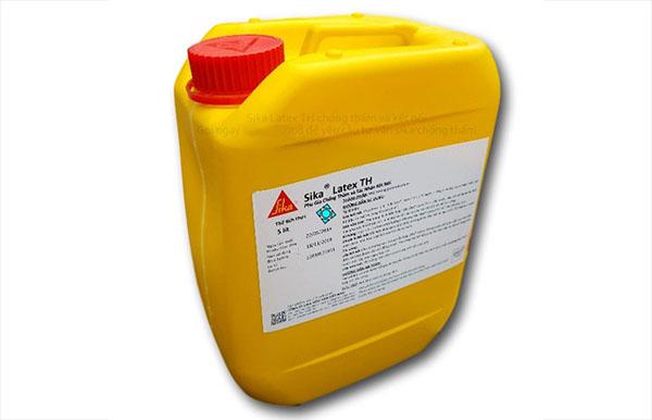Vật liệu chống thấm nhà vệ sinh Sika Latex TH