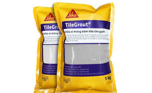 Vật liệu chống thấm nhà vệ sinh Sika Tile Grout