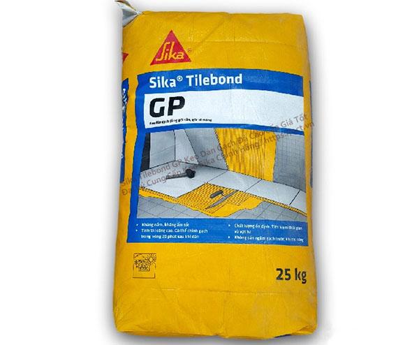 Vật liệu chống thấm nhà vệ sinh Sika Tilebond GP