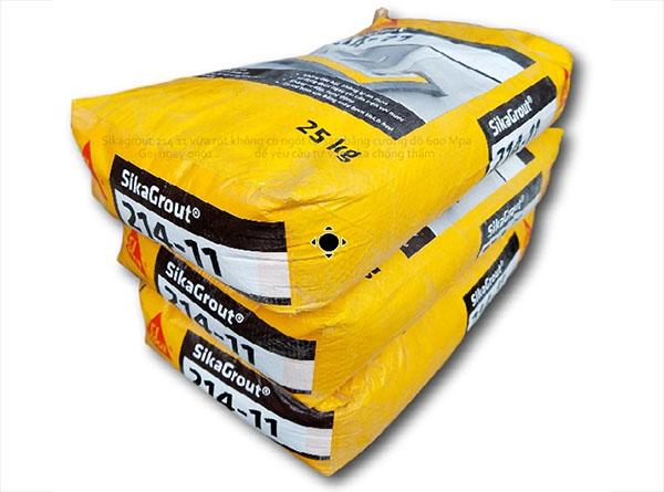 Vật liệu chống thấm nhà vệ sinh Sikagrout 214-11