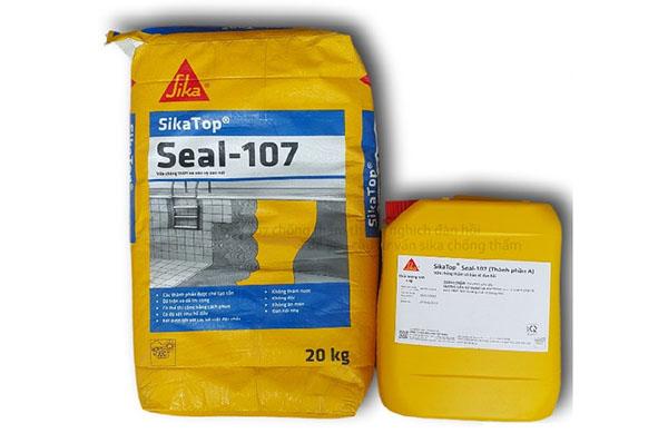 Vật liệu chống thấm nhà vệ sinh sikatop seal 107