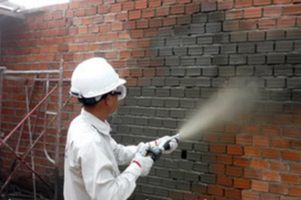xử lý chống thấm tường