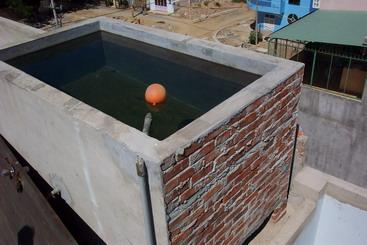 chống thấm bể nước ăn