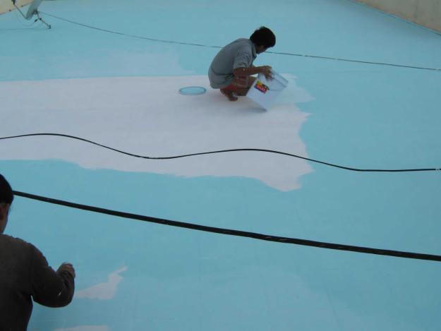 Các vật liệu chống thấm trần tại Gia Lâm hiệu quả triệt để nhất.3