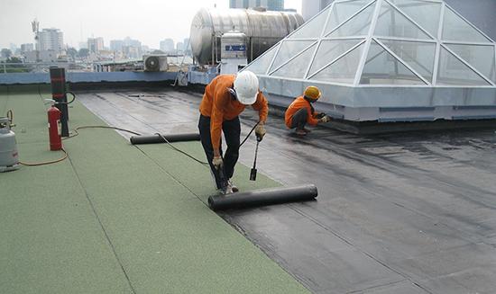 Các vật liệu chống thấm trần tại Gia Lâm hiệu quả triệt để nhất.5