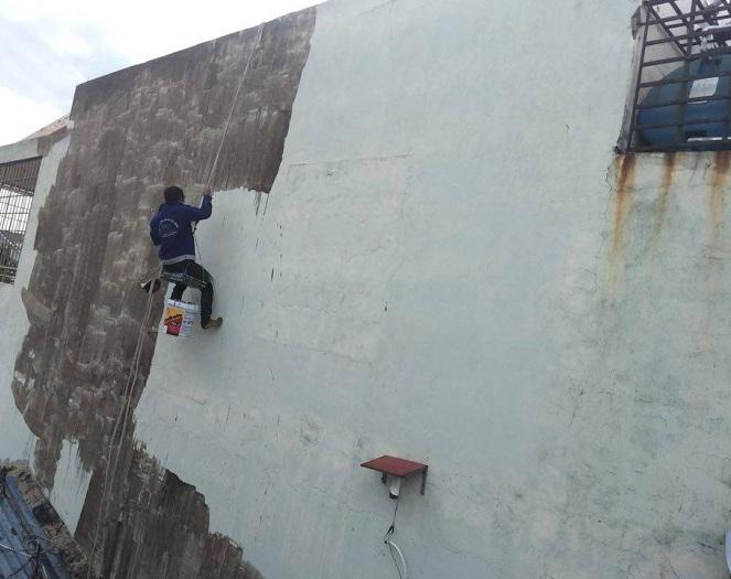 Cách chống thấm tường nhà tại Hòa Bình tối ưu nhất.4