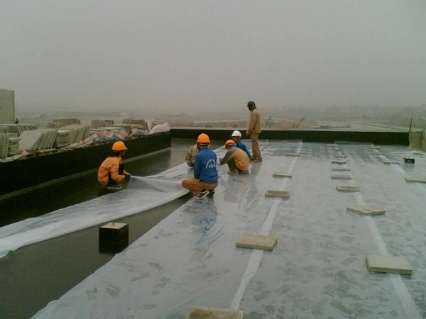 Sơn chống thấm tường nhà tại Bắc Ninh chất lượng cao.5