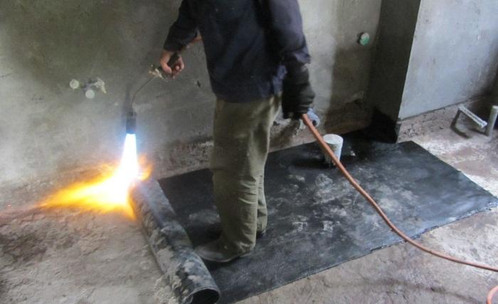 Vật liệu chống thấm sàn nhà vệ sinh tại Hòa Bình tốt nhất.3