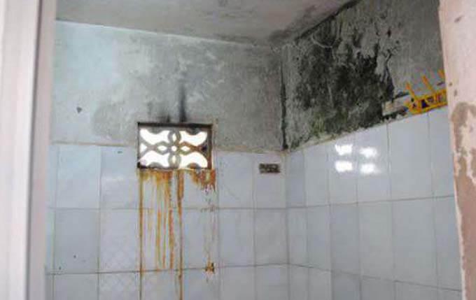 Chống thấm nhà vệ sinh tại Hai Bà Trưng