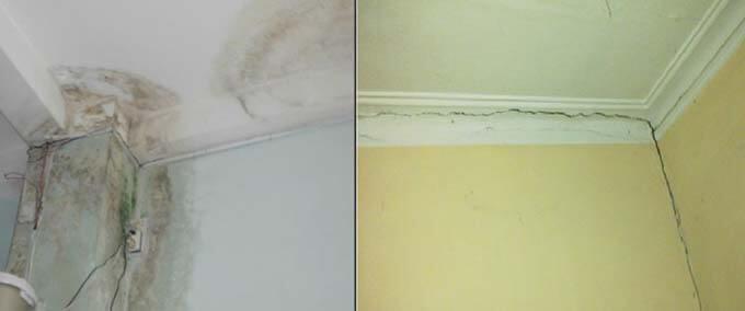 Chống thấm trần nhà tại Long Biên