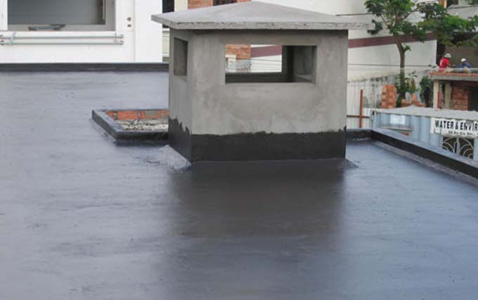 Chống thấm trần nhà tại Thanh Xuân