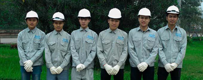 Thợ chống thấm tại Hà Đông