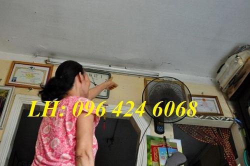 Báo giá chống thấm trần nhà cũ tại Lạng Sơn rẻ nhất 096 424 6068.1