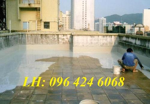 Báo giá chống thấm trần nhà cũ tại Lạng Sơn rẻ nhất 096 424 6068.3