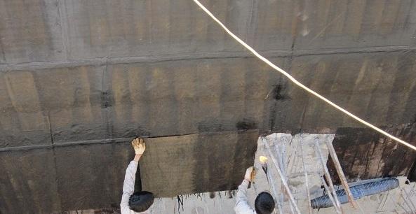 """Cách chống thấm tường nhà ngoài trời """"chuẩn không cần chỉnh"""".4"""