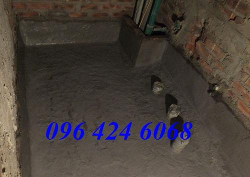 Chống thấm sàn nhà vệ sinh tại Sơn Tây giá rẻ LH 096 424 6068.1