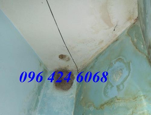 Chống thấm sàn nhà vệ sinh tại Sơn Tây giá rẻ LH 096 424 6068.5