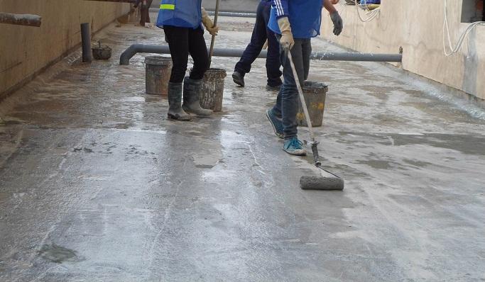 Dịch vụ chống thấm dột nhà chung cư tại Hưng Yên giá rẻ.4
