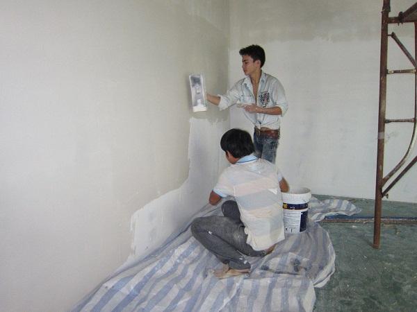 Những vị trí nào cần thi công chống thấm dột triệt để.4